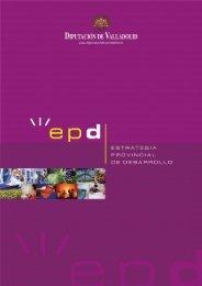 Estrategia Provincial de Desarrollo - Diputación de Valladolid