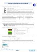 Guida per la protezione delle vie respiratorie - Page 2
