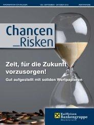 Chancen_Risken Sept.-Oktober 2013 - boerse-live.at