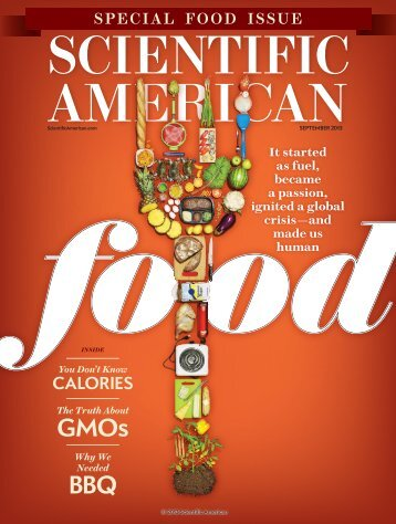 Scientific American - September 2013 - FSU High Energy Physics