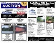 PNB Foreclosed Properties Dagupan and Baguio Auction Caravan