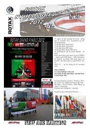 1122 - Nyhedsbrev 58 - 2012 - Rotax Grand Finale