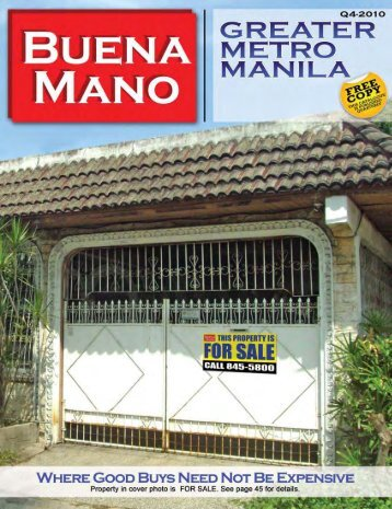 Laguna and Las Pinas properties - ForeclosurePhilippines.com