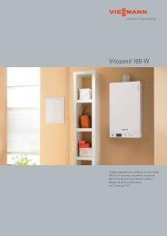 Viessmann Vitopend 100-W