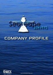Download Seascape Surveys Company Profile