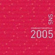 2005 4.5 MB pdf - SNS