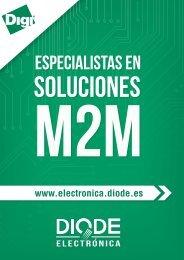 Nuevo catálogo de soluciones para el mercado M2M