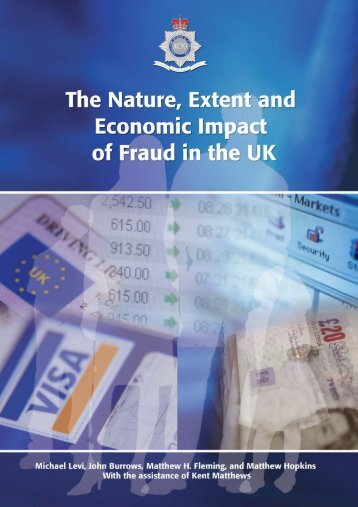 The Nature, Extent and Economic Impact of ... - Cardiff University