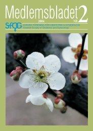 Medlemsblad 2 2004 - SFOG