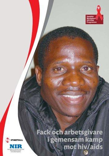 Fack och arbetsgivare i gemensam kamp mot hiv/aids - Swhap