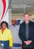 Fack och arbetsgivare i gemensam kamp mot hiv/aids - Swhap - Page 3