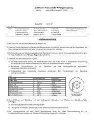 Einbauanleitung AC | Elektrosatz für Honda CRV Typ ... - Bertelshofer