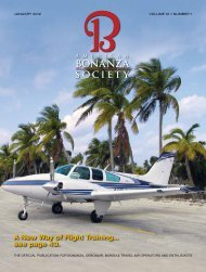 A New Way of Flight Training… - American Bonanza Society