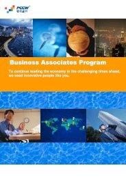 Business Associates Program - PCCW / HKT Graduate Trainee ...