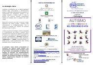 Autismo: le strategie visive nel percorso di vita - ANGSA Lombardia ...