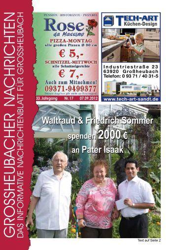 Großheubacher Nachrichten Ausgabe 17-2012 - STOPTEG Print ...