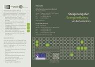 Aktueller Projekt-Flyer im PDF-Format - Forschungsgruppe ...