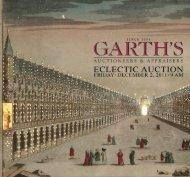 Garth's DEC2011_brochure_Layout 1 - Garth's Auctions, Inc.