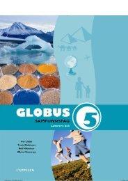 Globus 5 Samfunnsfag Lærerens bok - Cappelen Damm