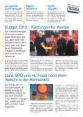 2012 – was kommt (oder doch nicht?) - Gramatneusiedl ... - Seite 3