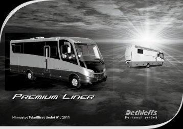 Premium Liner - Dethleffs