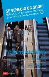 Erhvervsforum 12-11-07 (PDF) - Realdania Debat
