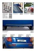 SX4 CROSSOVER Zubehörprospekt - Seite 5