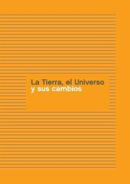 La Tierra, el Universo y sus cambios - Escritorio de Educación Rural