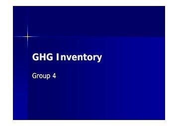 WG: GHG Inventory [PDF: 51KB]
