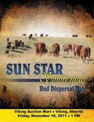 Sun Star.indd - Bouchard Livestock International