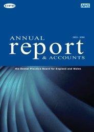 Annual Report & Accounts 2003-2004 (English) (PDF, new window ...