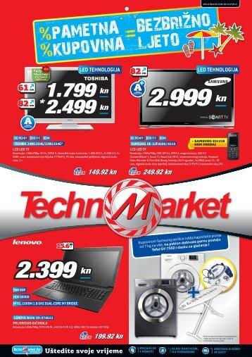1.799 kn *2.499 kn - Technomarket