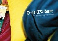 Erste LESEräume - Bürgerstiftung Duisburg