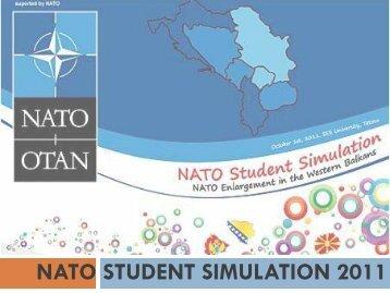 NATO Student simulation 2011