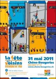 31 mai 2011 - Chêne-Bougeries