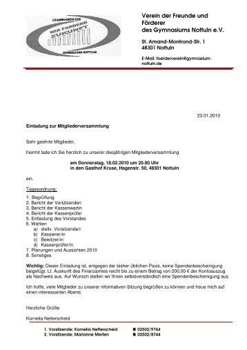Einladung zur Mitgliederversammlung am 18.02.2010 (pdf)