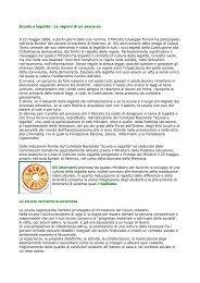 Scuola e legalità : Le ragioni di un percorso Il 23 maggio 2006, a ...