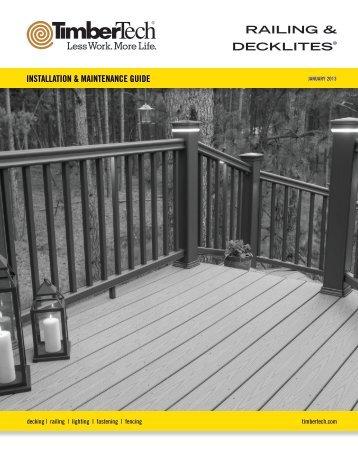 RAILING & DECKLITES® - Huttig Building Products