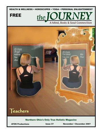 November-December 2007 - The Journey Magazine