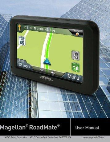 maestro 4250 manual gps info rh yumpu com Magellan Maestro GPS Updates Magellan Maestro 4250 Manual English
