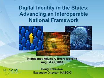 States and Digital Identity - FIPS201.com