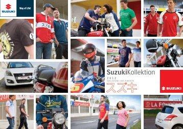 Suzuki Collection 2012