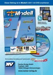 Modell 03/2011 - Natterer Modellbau