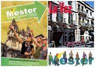 Revista Octubre 2009 - Mester