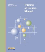 The Training of Trainers Manual - UNFPA