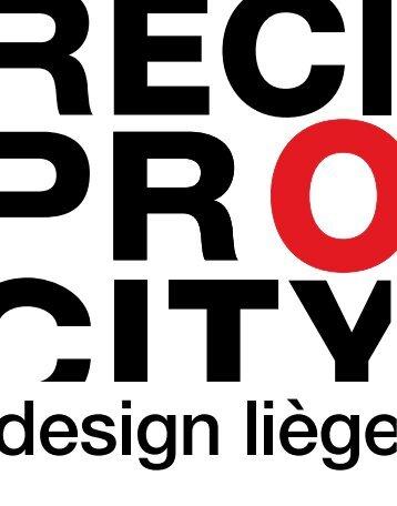 Belgian Design On Tour - Reciprocity