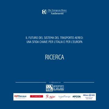 Scarica il documento PDF - ONT Osservatorio nazionale del Turismo