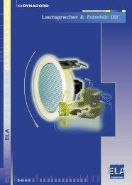 DL Serie - M-Akustik