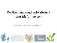 Mette Fabricius Madsen-Brug af kortlægningsmetoder i ...