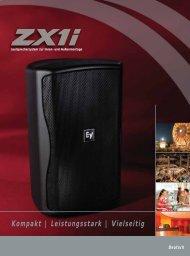 Kompakt | Leistungsstark | Vielseitig - M-Akustik